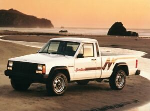 Wanted: Jeep Comanche