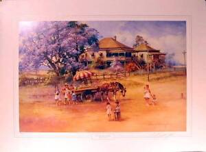 Ol' Icecream Man Limited Edition Print, By d'Arcy Doyle Armadale Armadale Area Preview