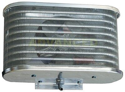 Etl-commercial Evaporator Coil For Coolers Er-150 Blower 1500 Btu 300 Cfm 110v
