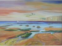 Exhibition by Society of Eastbourne Artists at The Birley Centre at Eastbourne College