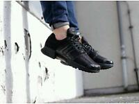 Adidas ClimaCool Originals Black Size 8 UK NEW Boxed Summer Running Trainers Boots not Nike Puma