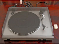 ION USB TTUSB05XL Turntable – for playing old records 78's 33's and 45's