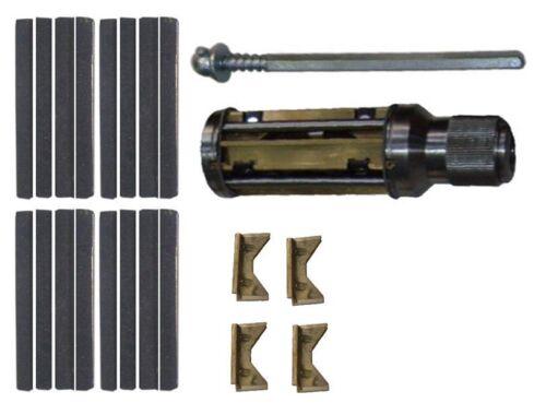 CYLINDER ENGINE HONE KIT 34 to 60 mm HONING MACHINE Free 4 Set Honing Stones
