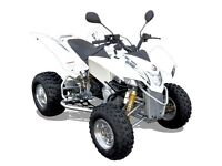 *Brand New* 66 Plate Quadzilla CVT 320 E Sports auto. Warranty ; Free Delivery. Main dealer 16-10