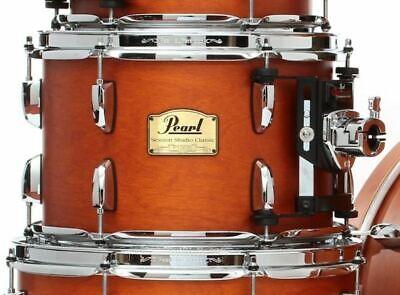 "Pearl Session Studio Classic 8/"" Mounted Tom//Platinum Mist//Finish #151//New"