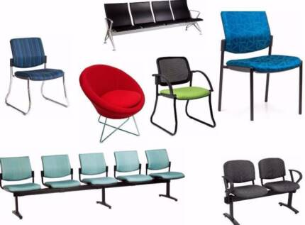 Waiting Room Chairs Sydney - from $59 Parramatta Parramatta Area Preview