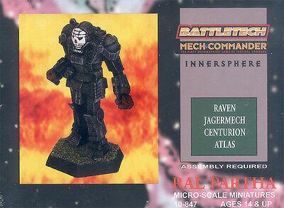 Mechcommander Innersphere - Box mit Mechs von Ral Partha (Battletech)