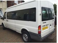 15 Seater Van Hire CHEAPEST IN UK