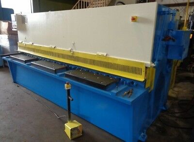 10ft. X 38 Us Industrial Hydraulic Shear