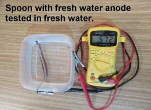 FISHING TACKLE WITH  POSITIVE VOLTAGE ATTRACTS FISH