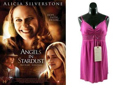 Angels in Stardust - Alicia Silverstone Movie Worn Wardrobe Lace Nightie w/COA