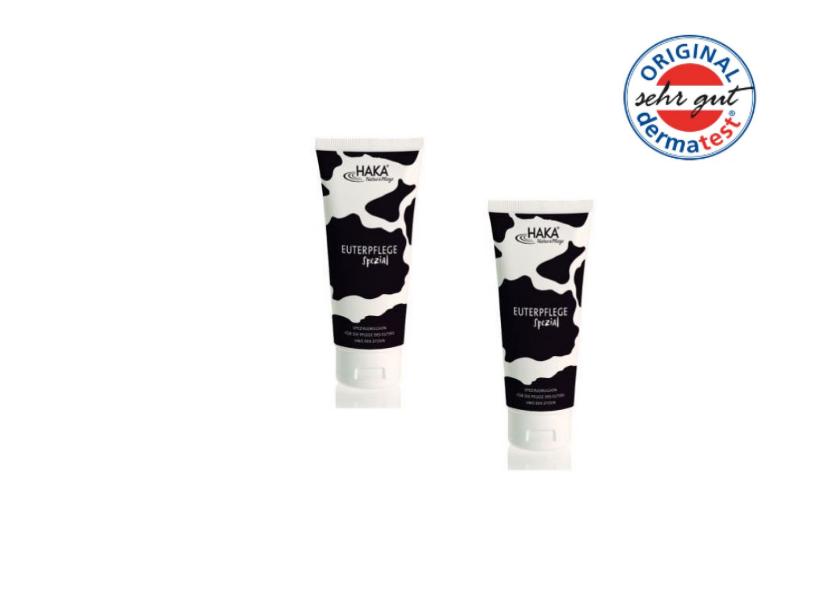 HAKA Euterpflege Spezial 200 ml Tube Original Neurodermitis Allergiker  HAKA Euterpflege 2 x 200 ml Tube