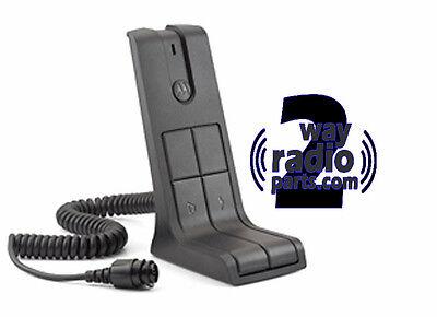 Motorola Mototrbo Desktop Mic Rmn5050a Rmn5050 Xpr4500 Xpr4550 Xpr7550 New