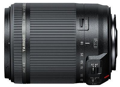 Tamron 18-200 mm f/3,5-6,3 Di II VC für Canon EF-S