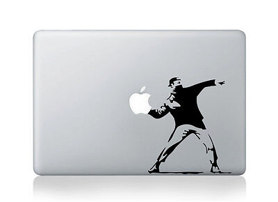 Graffiti Apple Logo Banksy Graffiti Apple Logo