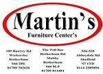 martins furniture rotherham