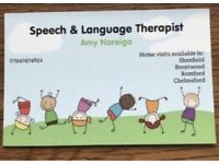 Private Speech & Language Therapist