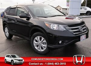 2012 Honda CR-V EX-L AWD, Leather Interior, Sunroof, Power Seat