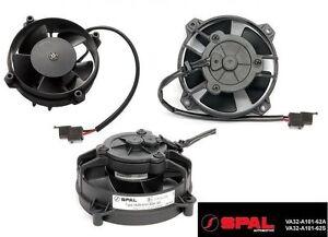 SPAL 30103018 - VA32-A101-62A 4'' Cooling Fan / PULL FAN -- FREE SHIPPING