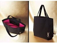 Yves Saint Laurent YSL Parfums Canvas Tote