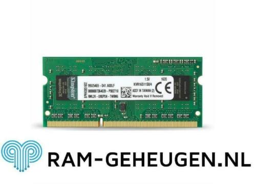 4GB DDR3 1333MHZ(PC3-10600) Kingston So-Dimm