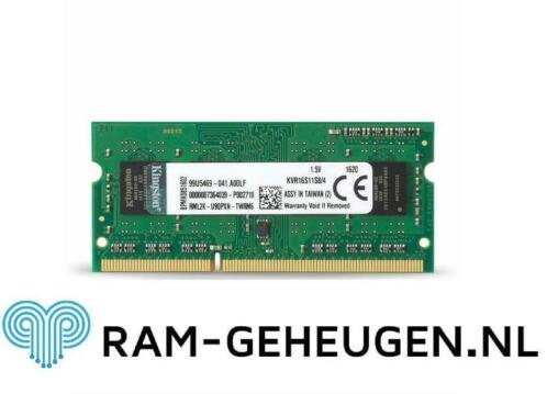4GB DDR3 1600MHZ (PC3-12800) Kingston So-Dimm