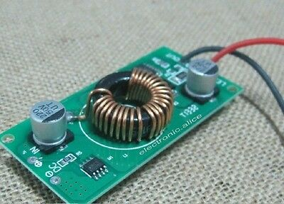20w Constant Current Led Driver Dc12v To Dc30-38v 600ma For 20w High Power Led