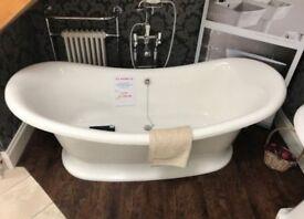 Ex-Display Victoria & Albert Marlborough freestanding bath