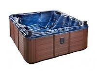 Palma hot tub spa whirlpool Balboa