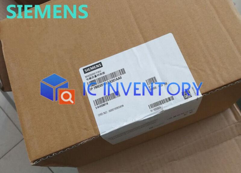 1PCS Siemens MAG 5000 Transmitter SITRANS F M Flow Meter 7ME6910-1AA30-1AA0