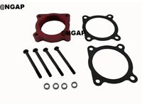 For 2004-2010 Nissan Titan 5.6L Airaid PowerAid Throttle Body Spacer Free Ship