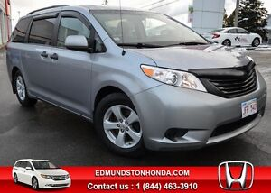 2012 Toyota Sienna CE 7 Passengers, Cruise Control !!