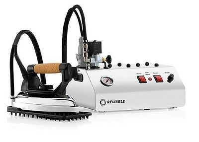 NEW Reliable 4000IS Professional Steam Boiler Iron Station w
