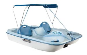 Pelican Sport RAINBOW DLX Pedal Boats coming April-Can order Now