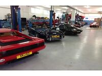 Mechanic Required for busy independent garage - Hindhead/Haslemere/Farnham Area