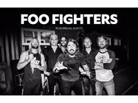 2 x Foo Fighters tickets seated London Stadium, Queen Elizabeth Olympic Park, Friday 22nd June 2018