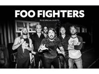 Foo Fighters ticket London Stadium 22nd Junes sold out tour £40