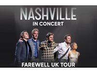 2 Nashville Farewell Tour Tickets Belfast