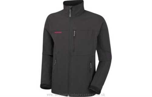 Mammut Pokoi Softshell Jacket - Brand New