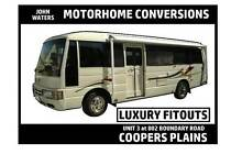 2016 Custom Built Motor Homes Coopers Plains Brisbane South West Preview