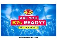 Bournemouth 7's adult weekend tickets available