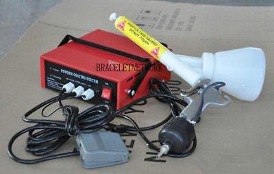 Ce Portable Powder Coating System Paint Gun Coat