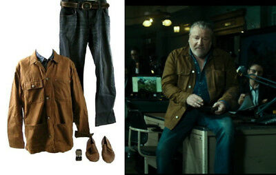 Point Break Pappas (Ray Winstone) Hero Movie Prop Costume Shirt,Pants & Shoes](Point Break Costumes)