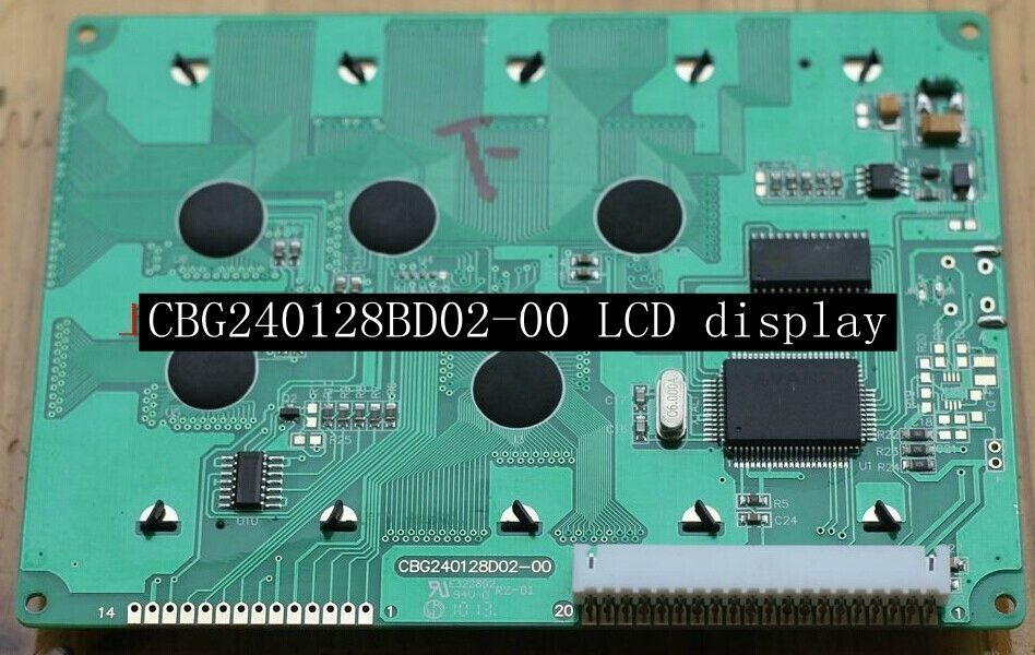 CBG240128BD02-00 LCD Display Screen Replacement