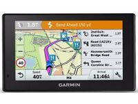 NEW - Garmin Drive 50LM Satellite Navigation system with Western Europe Lifetime Maps