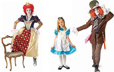 ALICE IM WUNDERLAND FASCHING KOSTÜM % SONDERPREIS % - Alice Kaninchen Kostüm
