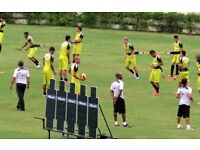 Private Football Trials