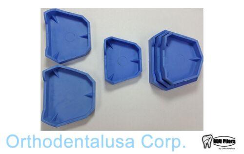 MODEL FORMER TRAY BASE SET X 6 ORTHODONTICS supplies R-451-9066 Orthodentalusa