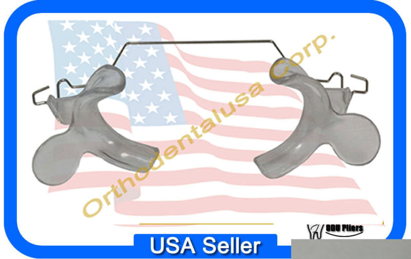 10 CHEEK RETRACTOR WIRE TYPE / AUTOCLAVABLE  REF. 600-038  Orthodontic Supplies