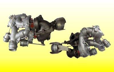 Turbolader Mercedes GLK E C C204/A207/C207W212/X204 100-200KW 10009700094